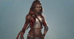 Female scoundrel