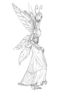 A female Oteel.